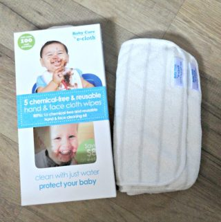 Chemical Free Cleaning for Baby and Family