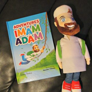 Kids Can Join Imam Adam on his Adventures
