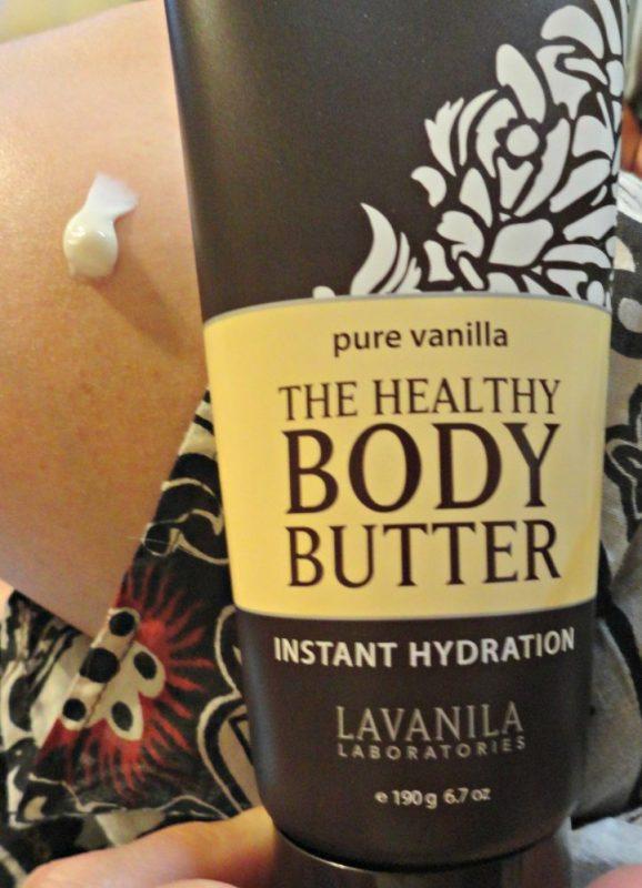 Summer Beauty butter