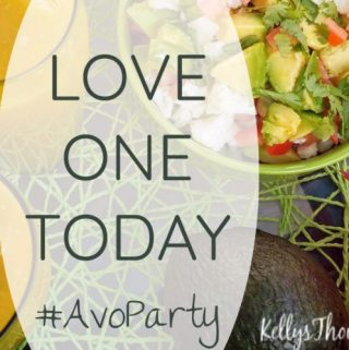 Love One Today- Hass Avocado Tasting Party