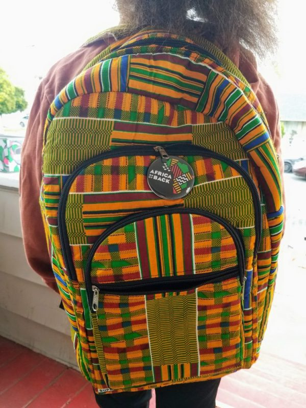 Africa On My Back is a feel good company that supports international travel for Brillant Black Boys, creates cultural inclusion & awareness, plus provides Ghanaian artisans with access to global markets.