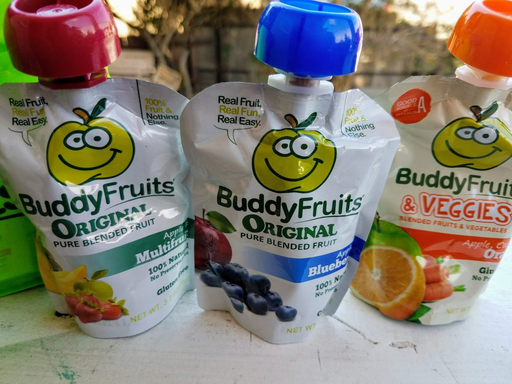 Step Up Your Back to School Lunch Packing Skills - Buddy Fruits