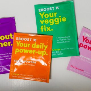Be Well Feel Fantastic Naturally with EBOOST