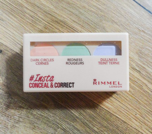 conceal and correct