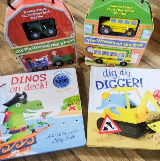 Beat Back to School Blues for Little Ones with Interactive Books