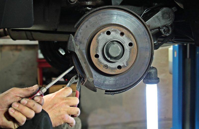 Servicing Your Car At Paul Conte Chevrolet