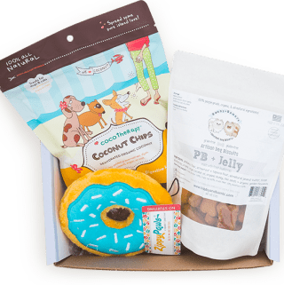 The Hottest Subscription Box Service For Dogs