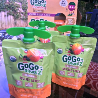 GoGo squeeZ: A Great Back to School Companion