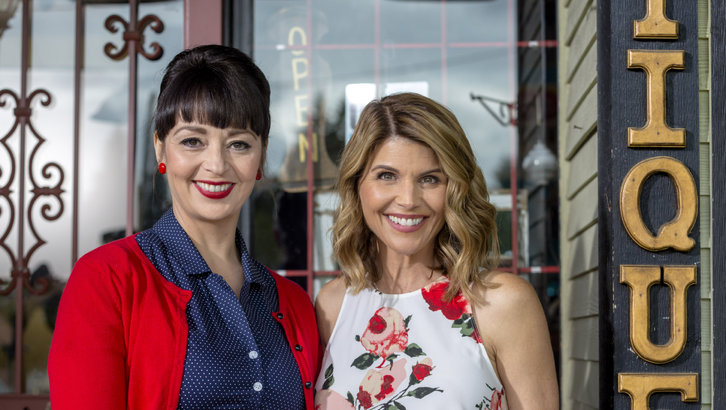 "Tune-in to Hallmark Movies & Mysteries ""Garage Sale Mystery: A Case of Murder"" this Sunday, August 27th at 9pm/8c! #SLEUTHERS"