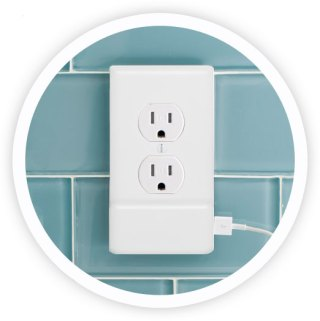 Turn Any Outlet into a Night Light or USB Charger