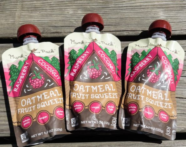 Oatmeal Coconut Squeeze