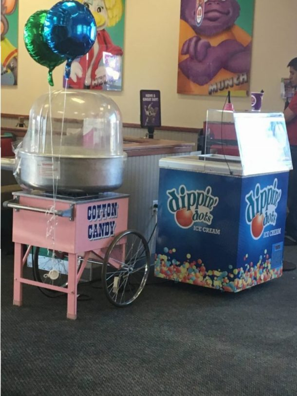 Chuck E. Cheese's Is For Everyone- New Menu Items & More!