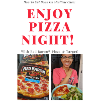 No More Mealtime Chaos- Enjoy Pizza Night
