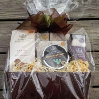When You Purchase These Yummy Goodies You'll be Helping Women too
