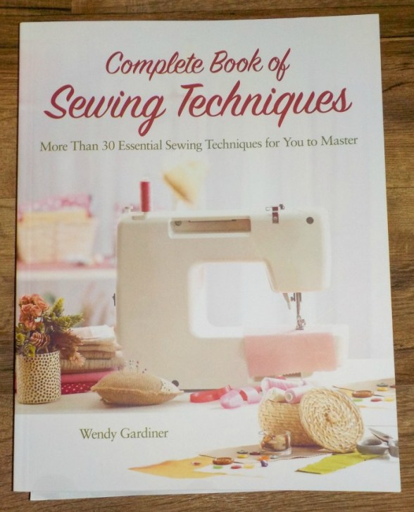 brush up on sewing skills