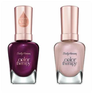 Care While You Wear Polish in Gemstone Hues