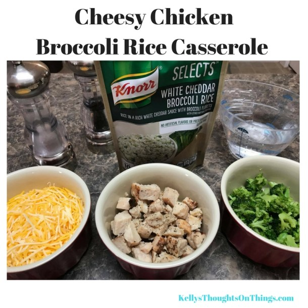 Mom Hack #1 -Cook Semi- Homemade Use Knorrs White Cheddar Broccoli Rice Recipe