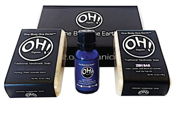Stocking Stuffer For HER-Oh! Organics