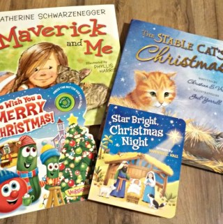 Holiday Children's Books with the Reason for the Season