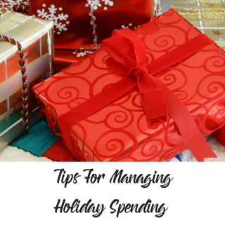 Tips For Managing Your Holiday Budget