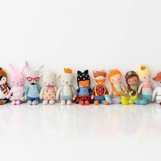 Fair Trade Artisan Dolls Kids Will Love
