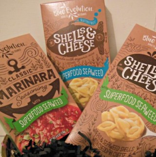 Feed Family with Seaweed Infused Pasta
