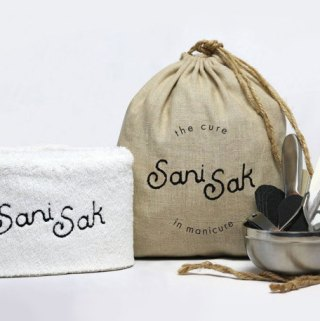 Never Worry About Nail Salon Infections with Sani Sak