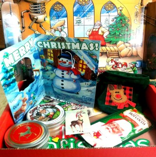 A Package From Santa® For The Ones You Love