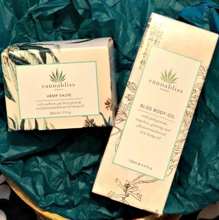 Indulge In The CBD Skincare Trend With Cannabliss Organic