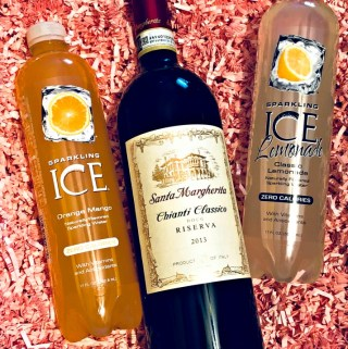 Make Your Own Fresh Sangria With Santa Margherita and Sparkling Ice