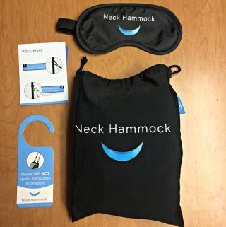 Pain And Tension – Use The Neck Hammock