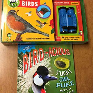 Great Bird Watching Kit for Kids