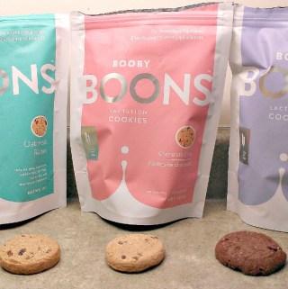 Cookies = Increased Breast Milk Supply!