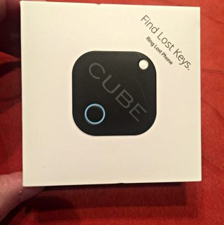 If You Lose Things You Need A Cube Tracker