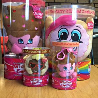 Great Smelling Gifts From Whiffer Sniffers