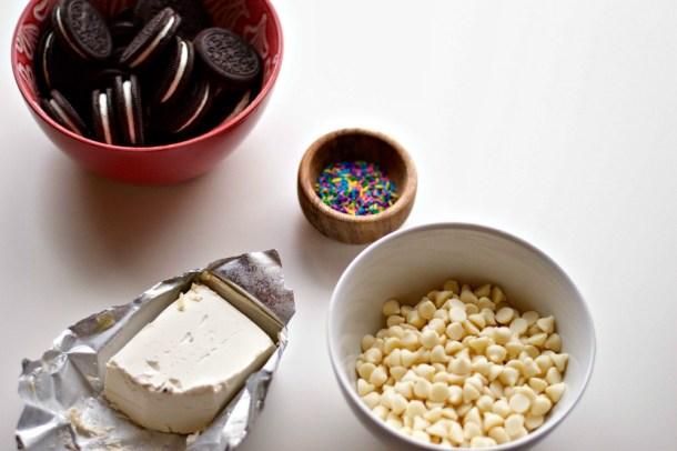 Easter Oreo Eggs Recipe Ingredients