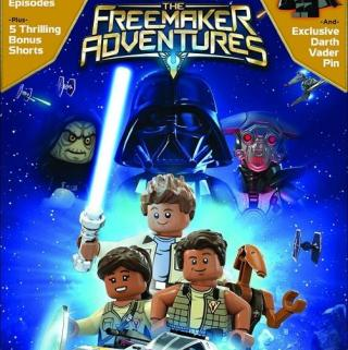 Jump Back Into The Action Of LEGO Star Wars: The Freemaker Adventures
