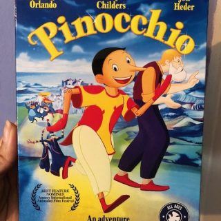 Lionsgate Pinocchio Arrives on DVD, Digital and On Demand on April 10th!