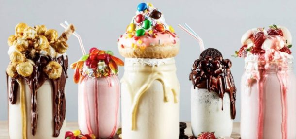 Mouth-Watering Coffee Milkshake Within Minutes - Creamy Sweet Recipes