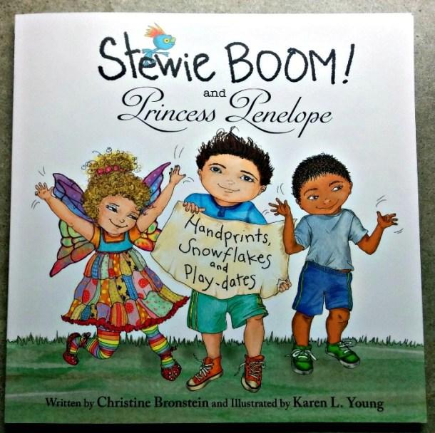 Stewie BOOM! 1