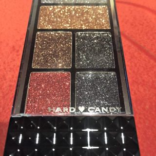 Shine Bright With Hard Candy Glitteratzi Glitter Cream Palette