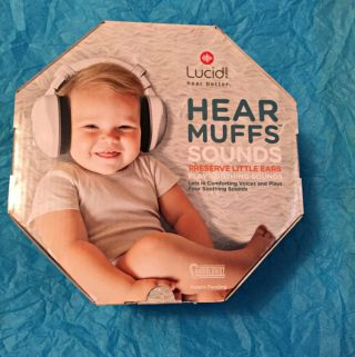 Lucid Audio Hearmuffs to Protect Little Ones' Ears