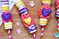 Mother's Day Dessert Skewers
