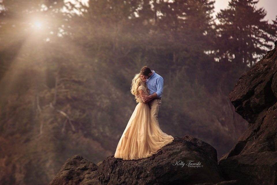 Spokane Couples Photography