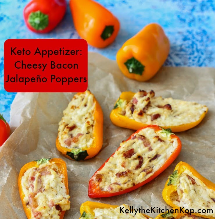 Bacon Jalapeño Poppers Recipe