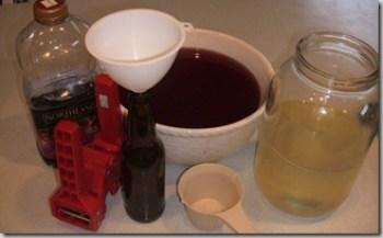 kefir soda pop supplies