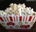 popcorn recipe with coconut oil