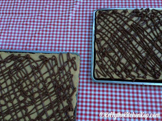 pb cake picnic