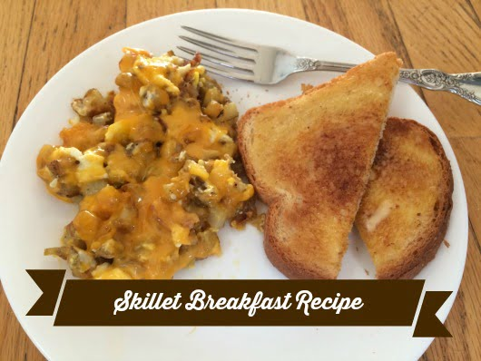 Skillet Breakfast Recipe