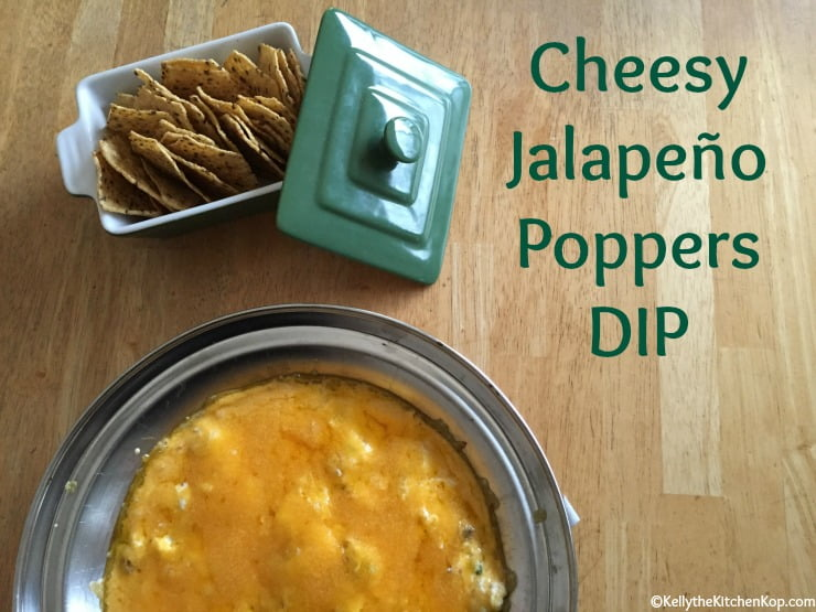 Jalepeno poppers dip